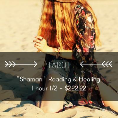 TAROT READINGS - Awakened Wild Child